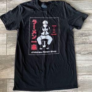 Naruto Ichiraku Ramen Shop men's t-shirt